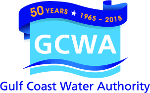 Gulf Coast Water Authority logo