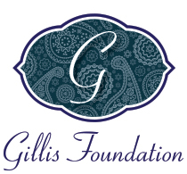 Gillis Foundation logo
