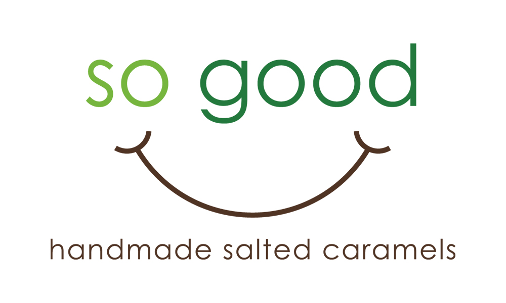 So Good Caramels logo