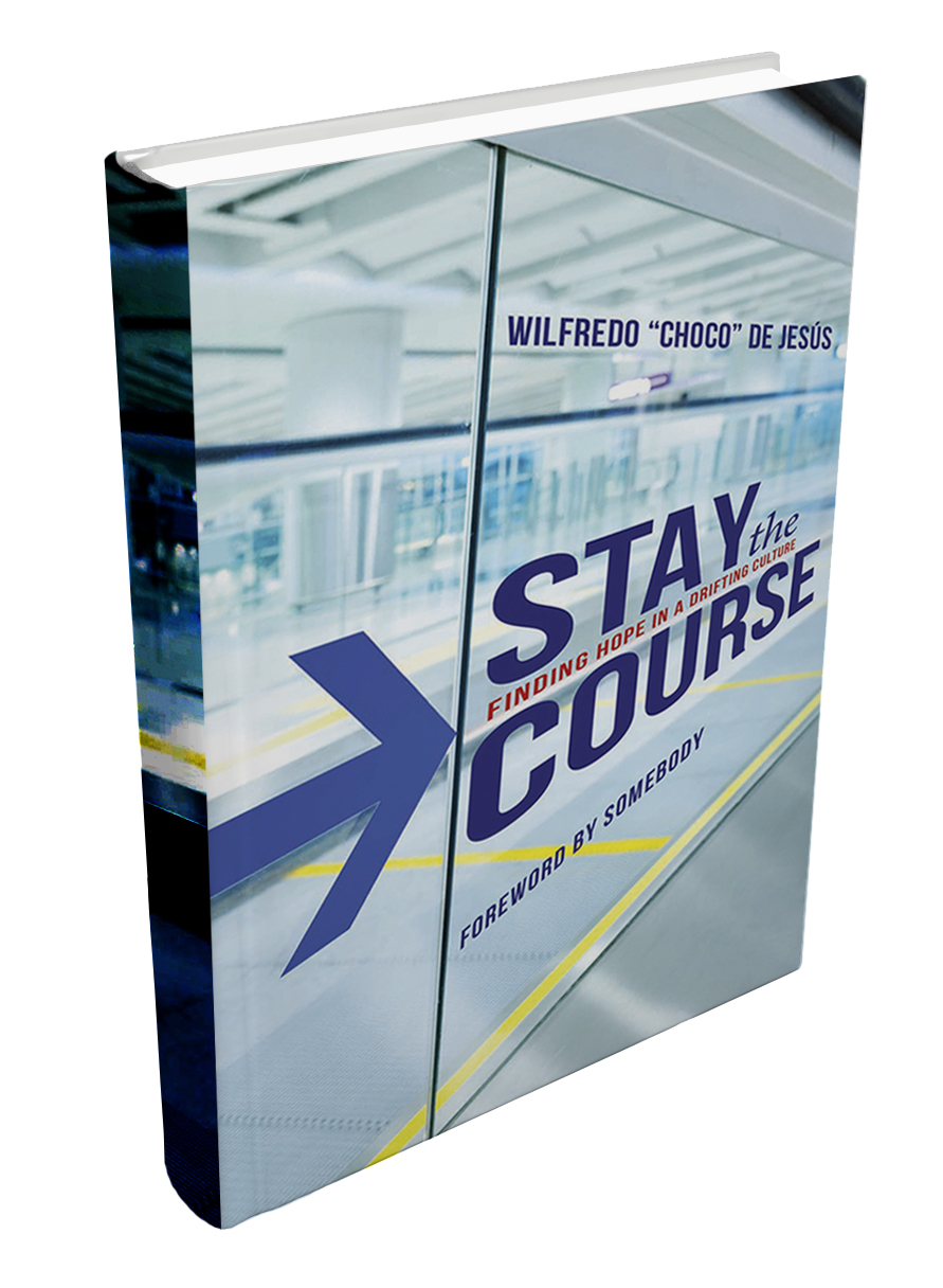 Stay the Course (proposed cover) by Choco de Jesus