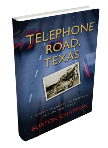 Telephone Road, Texas by Burton Chapman